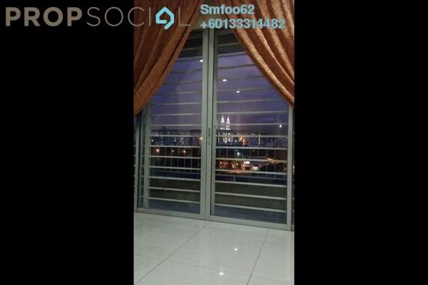 Condominium For Rent in Madu Mas, Setapak Freehold Semi Furnished 4R/2B 1.5k