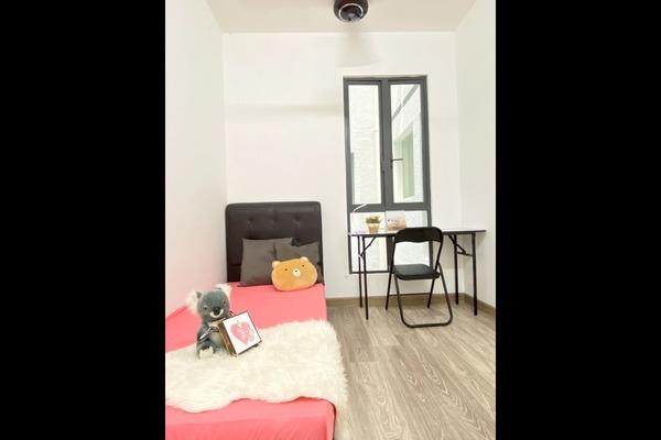 Condominium For Rent in Danau Kota Suite Apartments, Setapak Freehold Fully Furnished 4R/2B 550translationmissing:en.pricing.unit