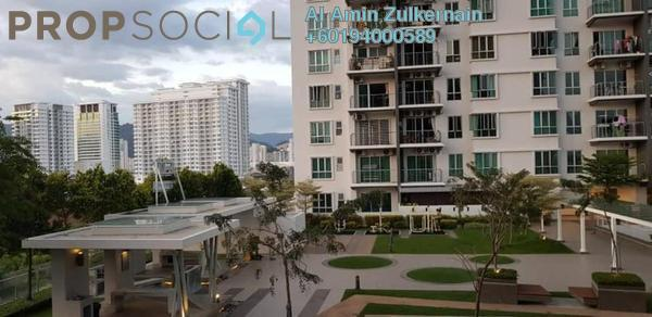 Condominium For Sale in Elit Heights, Bayan Baru Freehold Unfurnished 3R/2B 670k