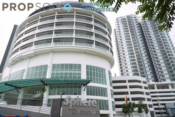Serviced Residence For Sale in Sphere Damansara, Damansara Damai Freehold Semi Furnished 3R/2B 480k