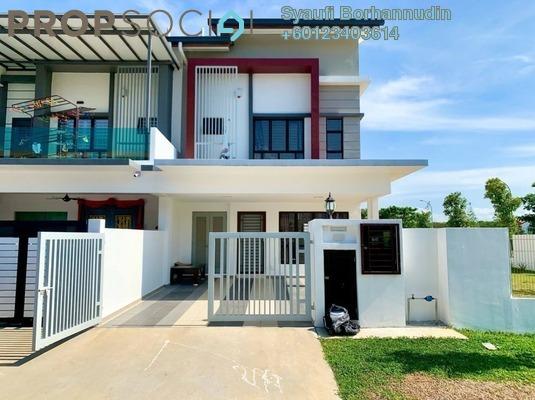 Terrace For Sale in Setia Permai 2, Setia Alam Freehold Unfurnished 4R/3B 930k