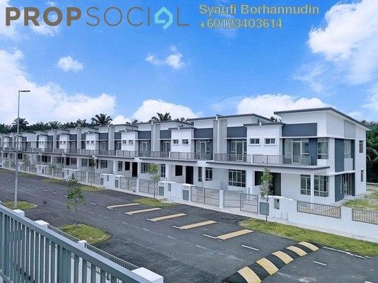 Terrace For Sale in Kota Warisan, Sepang Leasehold Unfurnished 4R/3B 570k