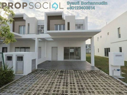 Terrace For Sale in Casa Green @ Cybersouth, Dengkil Freehold Unfurnished 3R/3B 720k