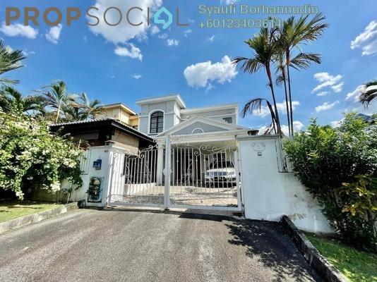 Semi-Detached For Sale in Lestari Mansion, Bandar Putra Permai Freehold Unfurnished 6R/5B 1.55m