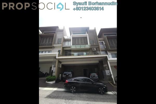 Villa For Sale in Karisma Hill, Bandar Putra Permai Freehold Semi Furnished 4R/5B 1.4m