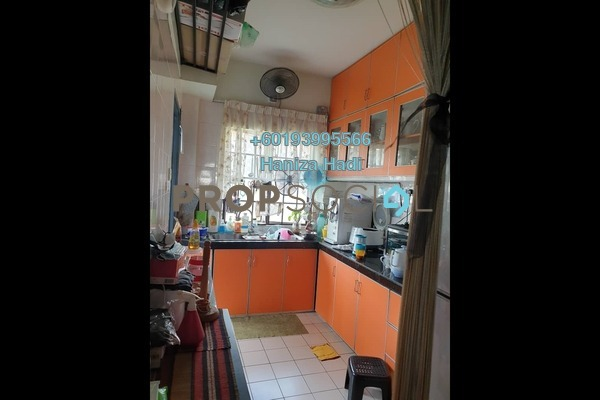 Condominium For Sale in Anjung Villa, Sentul Freehold Fully Furnished 3R/2B 540k