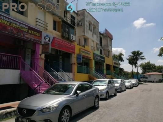 Shop For Rent in Pusat Perdagangan Tasek Indra, Ipoh Freehold Unfurnished 0R/0B 2.8k