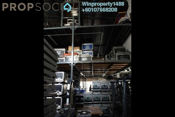 Factory For Rent in Taman Perindustrian Puchong, Puchong Freehold Semi Furnished 0R/0B 9.3k