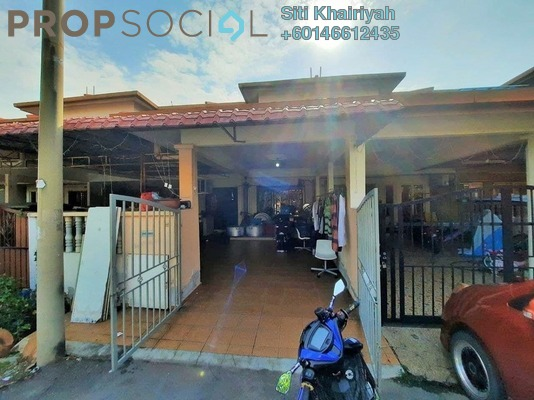 Terrace For Sale in Saville Residence, Old Klang Road Freehold Unfurnished 4R/3B 440k