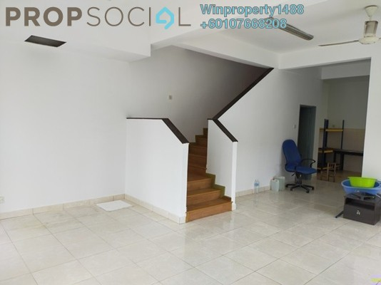 Semi-Detached For Rent in Mutiara Indah, Puchong Freehold Unfurnished 5R/4B 1.6k