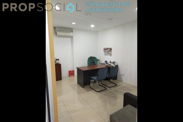 Factory For Rent in Taman Perindustrian Puchong, Puchong Freehold Semi Furnished 0R/0B 2.5k