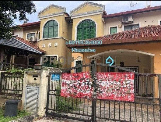 Terrace For Sale in Kota Warisan, Sepang Freehold Unfurnished 4R/3B 500k