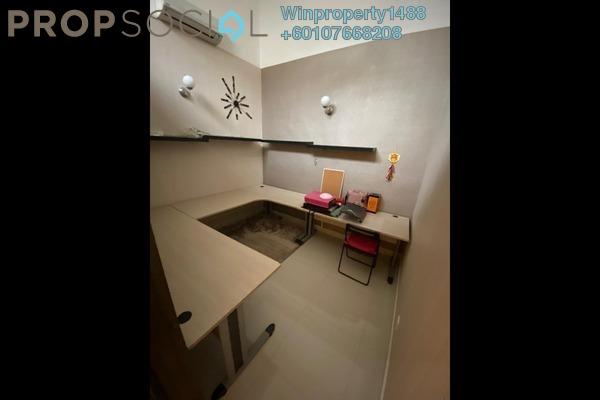 Semi-Detached For Rent in La Vista, Bandar Puchong Jaya Freehold Semi Furnished 5R/3B 2.5k