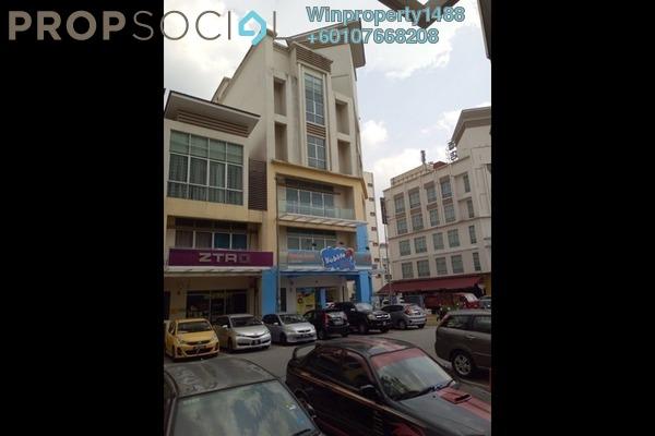 Shop For Rent in Petaling Jaya Commercial City, PJ South Freehold Unfurnished 0R/0B 3k
