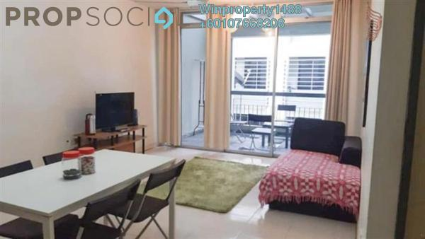 Townhouse For Sale in Cyberia SmartHomes, Cyberjaya Freehold Fully Furnished 4R/3B 350k