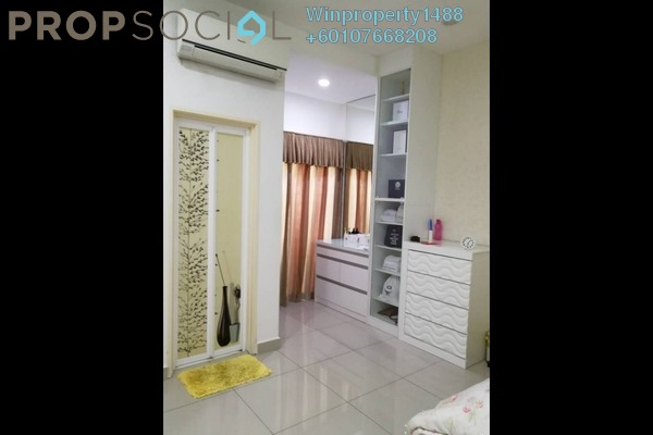 Townhouse For Sale in Odora Parkhomes, 16 Sierra Freehold Semi Furnished 3R/2B 630k