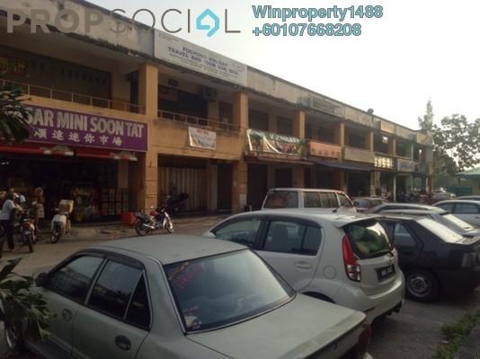 Shop For Sale in BP1, Bandar Bukit Puchong Freehold Unfurnished 0R/0B 750k