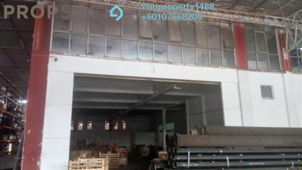 Factory For Sale in Taman Perindustrian Puchong, Puchong Freehold Semi Furnished 0R/0B 4m