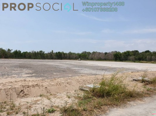 Land For Rent in Bandar Sultan Suleiman, Port Klang Freehold Unfurnished 0R/0B 12k