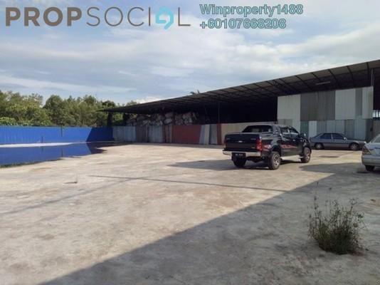 Land For Rent in Kampung Telok Gong , Port Klang Freehold Unfurnished 0R/0B 7k