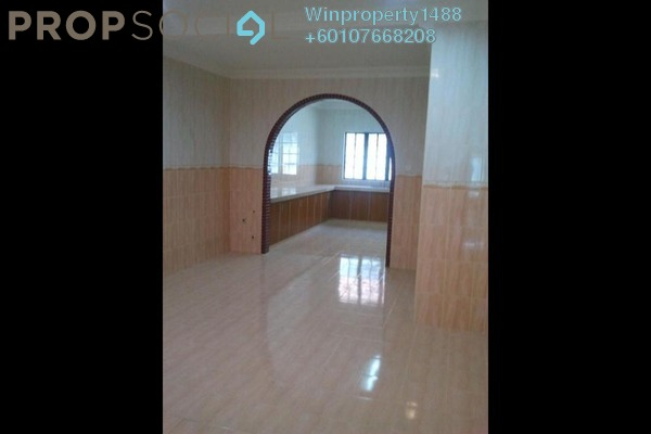 Terrace For Sale in Mutiara Indah, Puchong Freehold Semi Furnished 4R/3B 750k