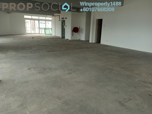Office For Rent in Petaling Jaya Commercial City, PJ South Freehold Unfurnished 0R/0B 3.5k