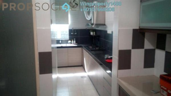 Terrace For Sale in Mutiara Indah, Puchong Freehold Semi Furnished 4R/3B 680k