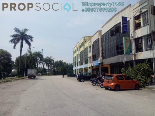 Shop For Sale in Pusat Perdagangan Seri Kembangan, Seri Kembangan Freehold Unfurnished 0R/0B 550k