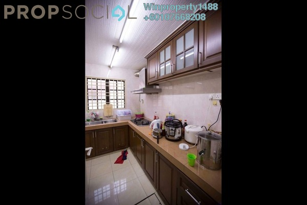 Terrace For Sale in Saville Residence, Old Klang Road Freehold Semi Furnished 4R/3B 580k