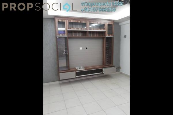 Terrace For Sale in BP1, Bandar Bukit Puchong Freehold Semi Furnished 4R/3B 700k