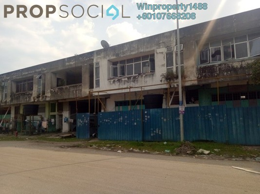 Factory For Sale in Section 30, Shah Alam Freehold Unfurnished 0R/0B 600k
