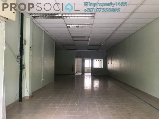 Shop For Sale in Mutiara Indah, Puchong Freehold Unfurnished 0R/0B 1.15m
