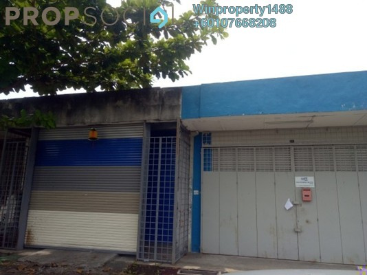 Factory For Sale in BP1, Bandar Bukit Puchong Freehold Unfurnished 0R/0B 710k