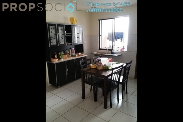 Apartment For Rent in Cyber Heights Villa, Cyberjaya Freehold Fully Furnished 3R/2B 1.5k
