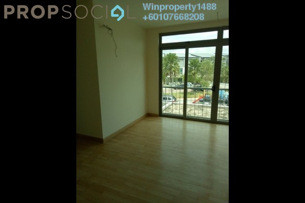 Terrace For Sale in Apicalia @ D'Island, Puchong Freehold Unfurnished 5R/6B 1.05m