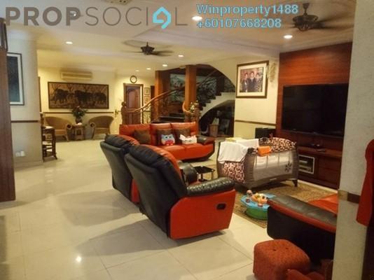 Semi-Detached For Sale in Taman Seri Berkat, Batu Pahat Freehold Semi Furnished 9R/9B 2.4m