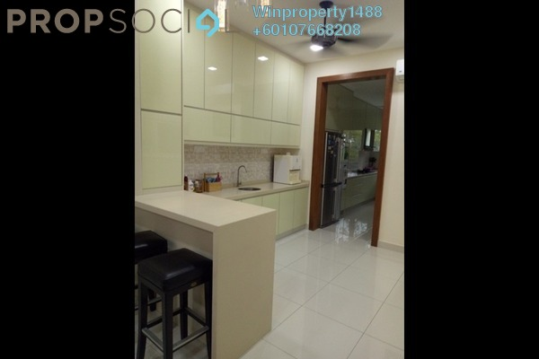 Terrace For Sale in D'Island, Puchong Freehold Semi Furnished 5R/5B 1.4m