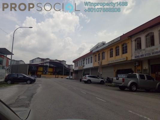 Factory For Sale in Taman Industri Subang, UEP Subang Jaya Freehold Semi Furnished 0R/0B 3.75m