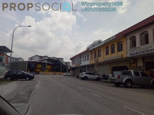 Factory For Rent in Taman Industri Subang, UEP Subang Jaya Freehold Semi Furnished 0R/0B 4k