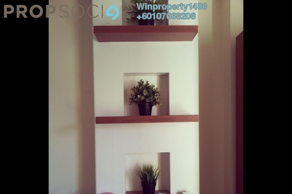 Condominium For Rent in 10 Semantan, Damansara Heights Freehold Fully Furnished 1R/1B 1.6k