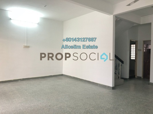 Terrace For Sale in Section 21, Petaling Jaya Freehold Unfurnished 4R/2B 950k