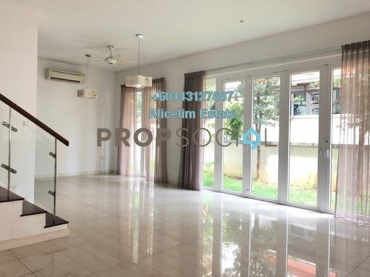 Semi-Detached For Rent in The Rafflesia, Damansara Perdana Freehold Semi Furnished 5R/6B 5k