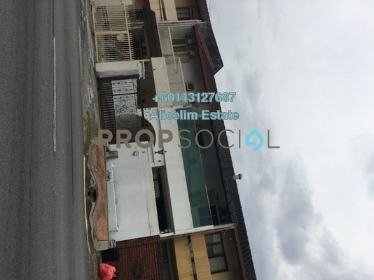 Terrace For Rent in SS2, Petaling Jaya Freehold Semi Furnished 4R/3B 1.9k