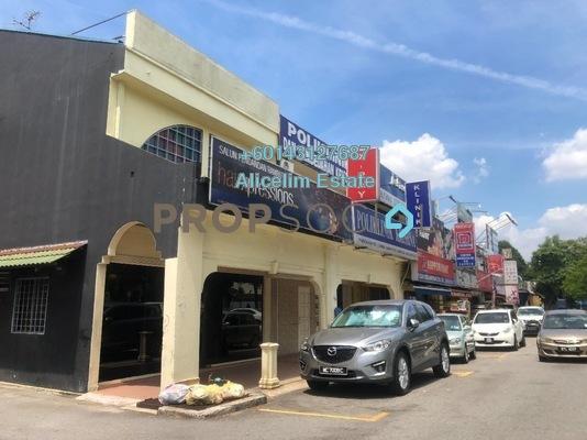 Shop For Sale in USJ 8, UEP Subang Jaya Freehold Unfurnished 1R/1B 1.58m
