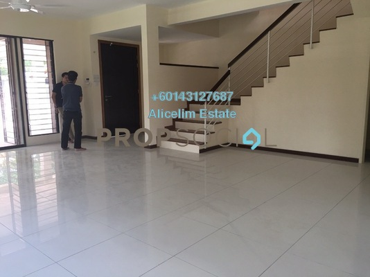 Terrace For Rent in Garden Park Homes, Cahaya SPK Freehold Semi Furnished 4R/5B 2k