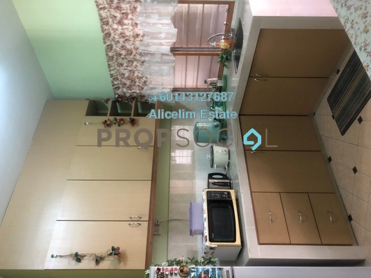 Terrace For Sale in Subang Bestari, Subang Freehold Semi Furnished 4R/3B 630k