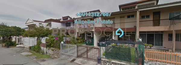 Terrace For Sale in Taman OUG, Old Klang Road Freehold Unfurnished 4R/3B 790k