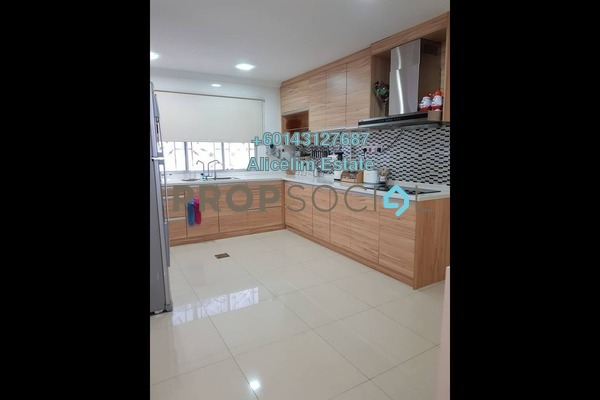 Terrace For Sale in Garden Park Homes, Cahaya SPK Leasehold Semi Furnished 5R/5B 1.05m