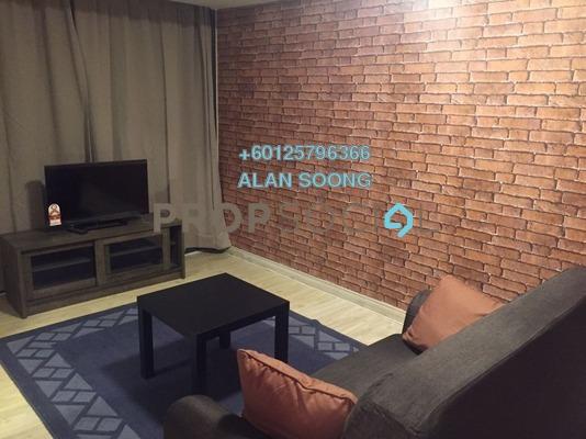 Condominium For Sale in Empire City, Damansara Perdana Freehold Semi Furnished 0R/1B 300k