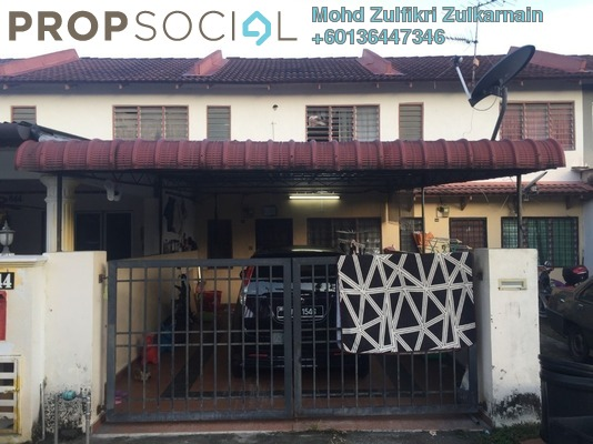 Terrace For Sale in Taman Kantan Permai, Kajang Leasehold Unfurnished 3R/2B 260k